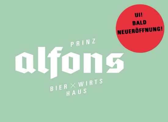 Prinz Alfons –Neueröffnung